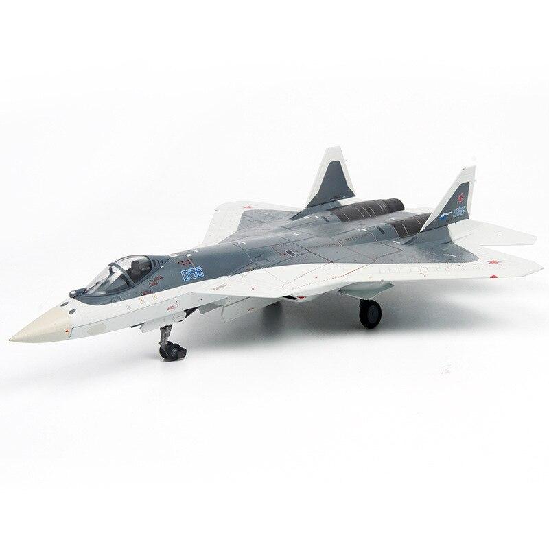 Фигурка Истребитель Россия Су-57 Подставка - hcc02cb30ce7e445ba09ee513b73e6ec8d