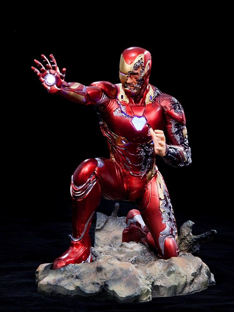 Статуэтка Железный Человек МК50 Финальная Битва -