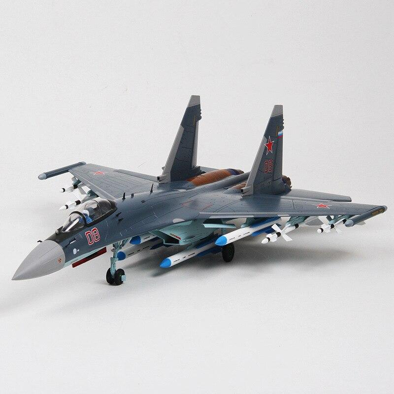 Фигурка Истребитель Россия Су-35 Подставка -