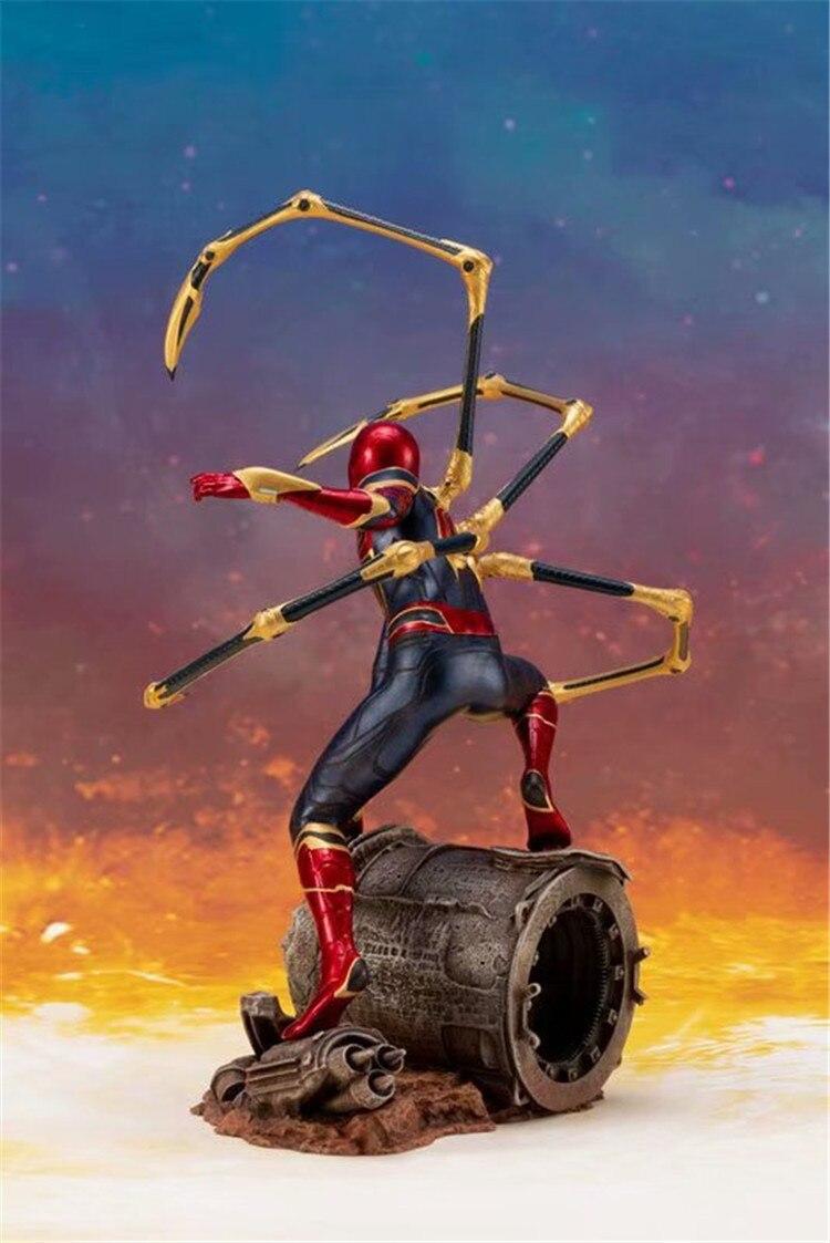 Статуэтка Человек-паук Боевая Версия Щупальца - he30953385687433f8b87c6b5da7a9b8fd