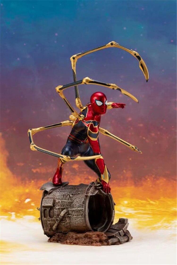 Статуэтка Человек-паук Боевая Версия Щупальца - hfb3a50984c0e42aca87f4f9f5942c761l