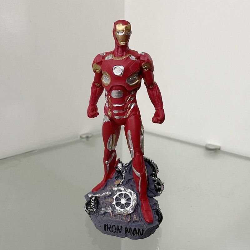 Статуэтка Железный Человек Камень Шестеренки 17 СМ - hfd7b8d21f7214d77beafe16e07c5ccabu