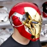 Шлем Маска Железный Человек МК85 Светодиодный - vip 1 1 mk85