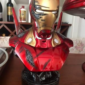 Бюст Железный Человек Повреждения МК50 Битва - vip 34 5 super hero hero