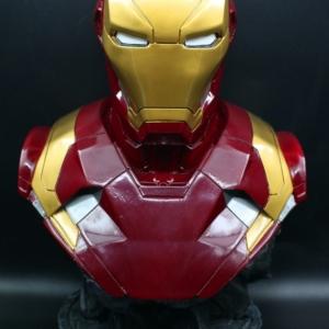 Бюст Железный Человек Mark 46 Коллекционный - vip 36