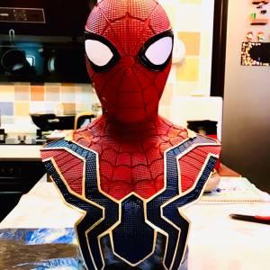 Бюст Человек-Паук Персонаж Марвел Коллекционный - vip 36 super hero super hero