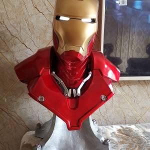 Бюст Железный Человек Марвел МК3 Светодиодный - vip 54 1 1 mk3