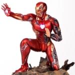 Статуэтка Железный Человек МК50 Финальная Битва - vip hero mk50