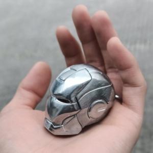 Игрушка Мини Шлем Железный Человек Разборный - vip super hero