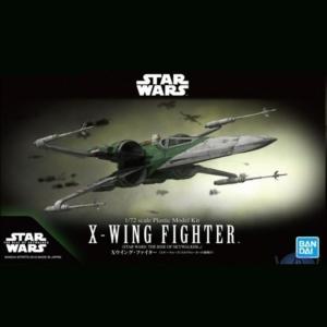 Фигурка Сборная Звездолёт Скайвокера X-Wing Звёздные Войны - bandai 1 72 x wing fighter the rise of skywalker