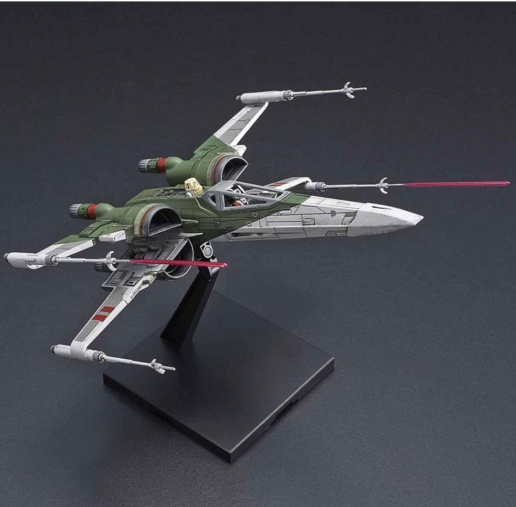 Фигурка Сборная Звездолёт Скайвокера X-Wing Звёздные Войны - h129b4de1139a4d6c85cc350aca4be7f1a