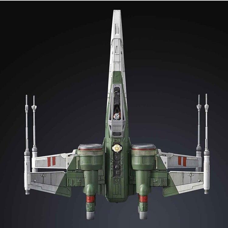 Фигурка Сборная Звездолёт Скайвокера X-Wing Звёздные Войны - h12a5a8c7c0774818a910b2c94f1900c1b