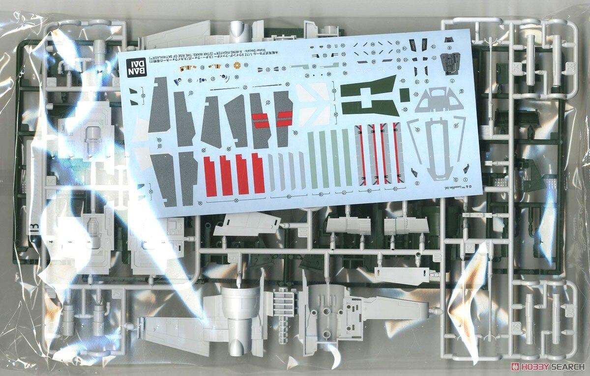 Фигурка Сборная Звездолёт Скайвокера X-Wing Звёздные Войны - h15ef6231f22a4f769e43dceb7b1839d5b