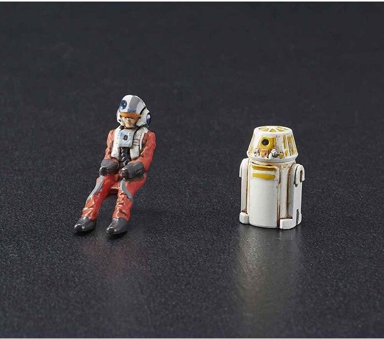 Фигурка Сборная Звездолёт Скайвокера X-Wing Звёздные Войны - h24152578c2ce42498ad80a283f921e0f0
