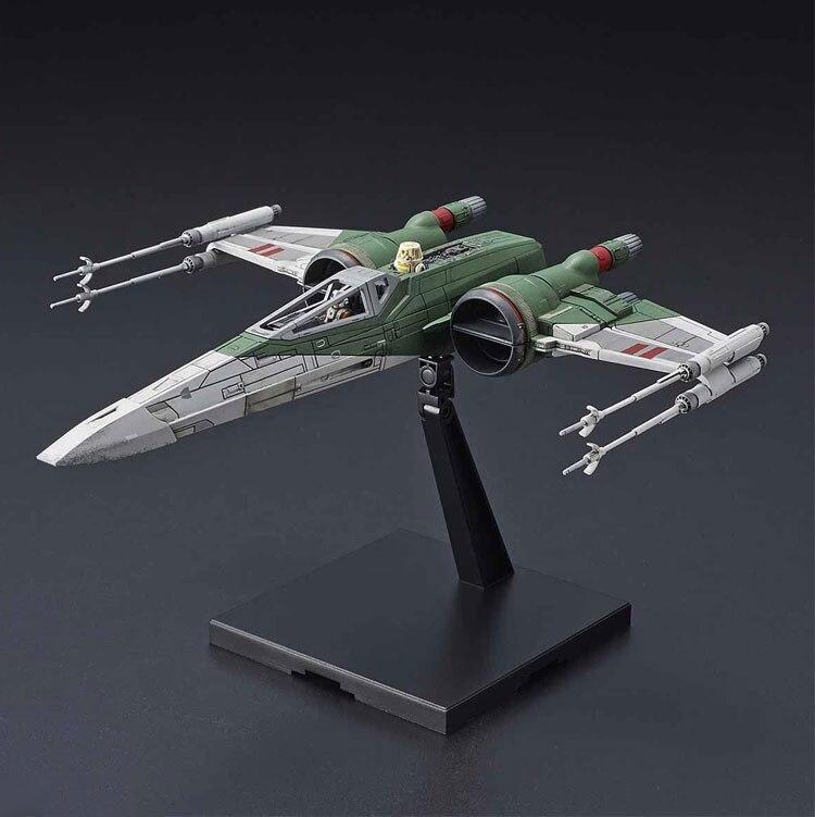 Фигурка Сборная Звездолёт Скайвокера X-Wing Звёздные Войны - h61856c008ad044fd9a70d1456685e538i