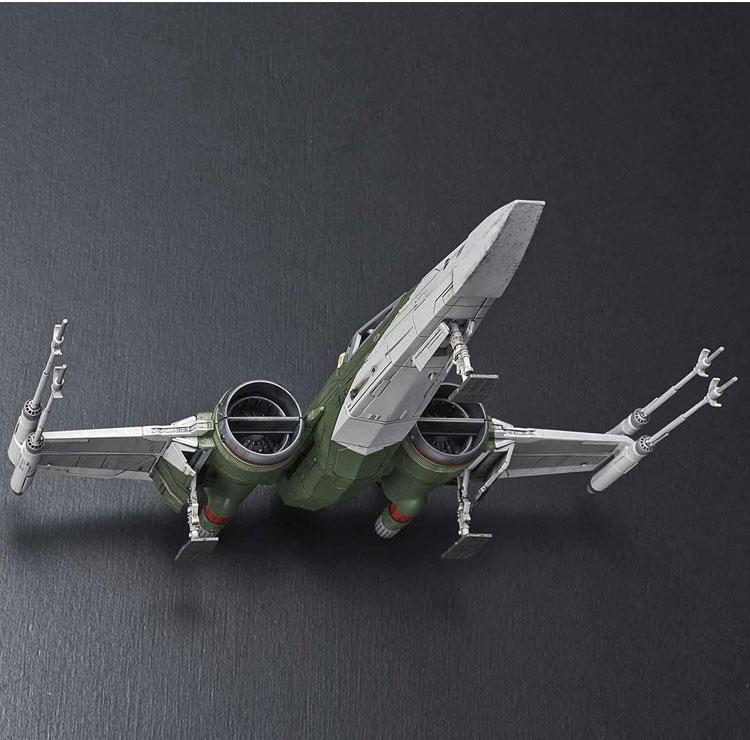 Фигурка Сборная Звездолёт Скайвокера X-Wing Звёздные Войны - h7ad31283fa784f4088c9aa5b06bc7f14i