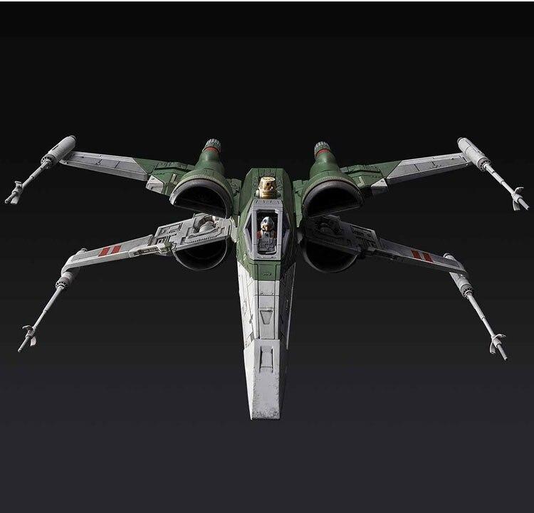 Фигурка Сборная Звездолёт Скайвокера X-Wing Звёздные Войны - h9101625d0b844a0aad79a4bbf49824f6b