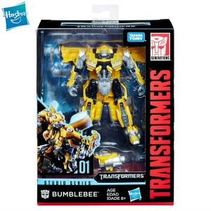 Главная страница - hasbro stidio ss01 bumblebee 1