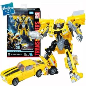 Экшн-Игрушка Трансформеры Бамблби SS01 Автобот - hasbro stidio ss01 bumblebee